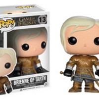 POP! GAME OF THRONES 13 - BRIENNE OF TARTH