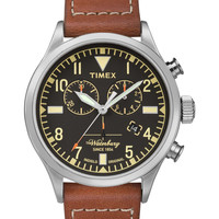 Timex + Red Wing Chronograph 42MM Watch