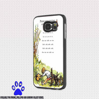 "winnie the pooh song for iphone 4/4s/5/5s/5c/6/6+, Samsung S3/S4/S5/S6, iPad 2/3/4/Air/Mini, iPod 4/5, Samsung Note 3/4 Case ""005"""