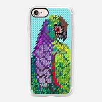 Parrot iPhone 7 Case by Kanika Mathur | Casetify