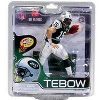 highly detailed New York Jets Tim Tebow Action Figure