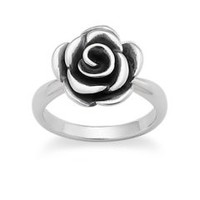 Rose Blossom Ring: James Avery