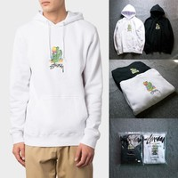 Hoodies Alphabet Embroidery Hats Pullover Jacket [11441996743]