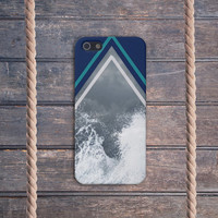 Rough Seas x Sailing x Waves Case for iPhone 5 iPhone 5S iPhone 4 iPhone 4S and Samsung Galaxy S5 S4 & S3