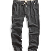 Classic Sweatpant in Black Pepper