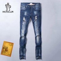 Boys & Men Moncler Fashion Casual Pants Trousers Jeans