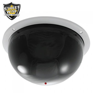 """Streetwise Large Dome Dummy Camera 7"""""""