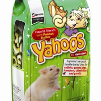 Hazel & Friends Yahoos For Hamsters - Peanut Butter 3.5 oz