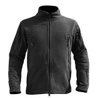 Winter Military Fleece Jacket Warm Men Tactical Jacket Thermal Men Jackets And Coat Autumn Army Outerwear