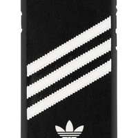 adidas Originals Molded Cell Phone Case for Apple iPhone 6 / 6S - Retail Packaging - Black/White
