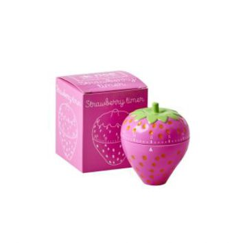 Kitsch Kitchen Egg timer Strawberry