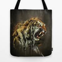 Ty-Ga Tote Bag by Emiliano Morciano (Ateyo)