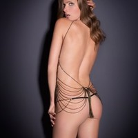 View All by Agent Provocateur - Akiko Playsuit