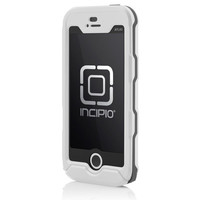 The White Incipio ATLAS ID™ (Domestic US) Ultra Rugged Waterproof Case for iPhone 5s