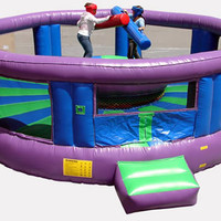 In Stock - Gladiator by Big Top Inflatables