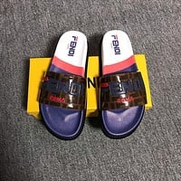 FENDI FF Fashion casual sandals