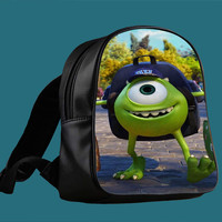 Monster University for Backpack / Custom Bag / School Bag / Children Bag / Custom School Bag *