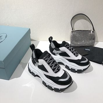 prada womans mens 2020 new fashion casual shoes sneaker sport running shoes 14
