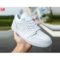 NIKE Air Jordan 1 Low AJ1 Popular Men Casual Sport Running Shoes Sneakers 5#