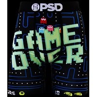 PSD Jimmy Butler Game Over Boxer Briefs In Black