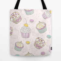 Sweets Galore! Tote Bag by All Is One