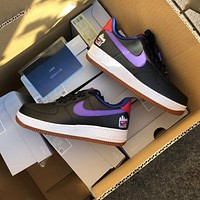 Nike Air Force 1 2020 new wild trend sneakers shoes