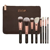 ZOEVA Rose-golden Many kinds Makeup Brushes 1-14 pcs Face Eyes Cosmetic Tools With Soft Bristles