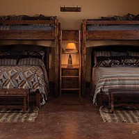 East Canyon Double Extra Long Loft Beds