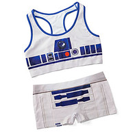 R2-D2 Seamless Sports Bra - Exclusive