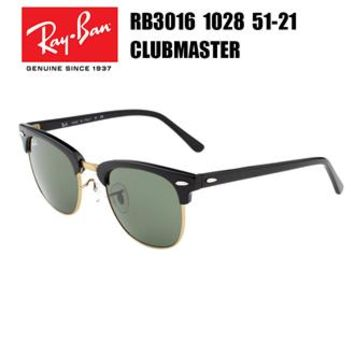 Ray-Ban RB3016 CLUBMASTER 1028 51-21 3N