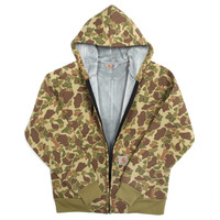 Car-Lux Hooded Thermo Hoodie