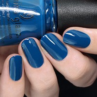 China Glaze - Saved By The Bluebell (Discontinued by WUN)