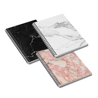 Marble Notebook Set