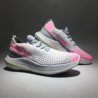 Nike React Epicflyknit Fashion Breathable Running Sneakers Sport Shoes