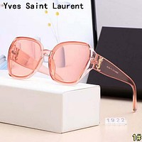 YSL Fashion Ladies Men Summer Shades Eyeglasses Glasses Sunglasses 1#