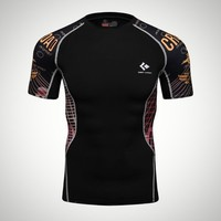 Men's Rash Guard with Shorts