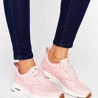 Nike Air Max Stylish Women Personality Sport Shoes Sneakers Pink I