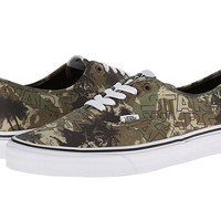 Vans Authentic™ X Star Wars® (Star Wars) Boba Fett Camo - Zappos.com Free Shipping BOTH Ways