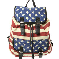 Americana Slouch Backpack