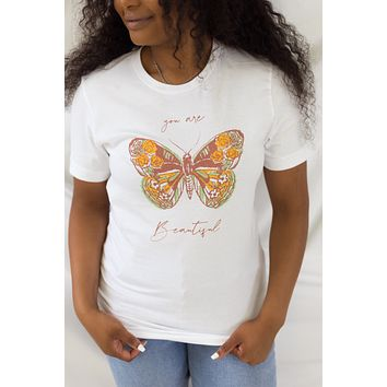 You Are Beautiful Graphic Tee