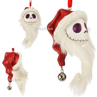 Licensed cool 2016 SANTA JACK SKELLINGTON ORNAMENT THE NIGHTMARE Before CHRISTMAS Disney Parks