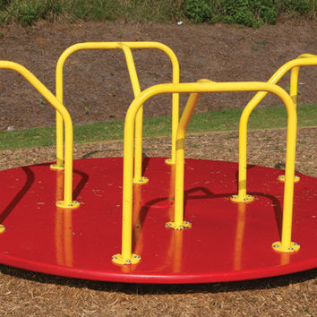 Planet Playgrounds Free Standing Fun Merry Go Round