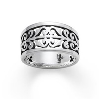 Open Adorned Ring | James Avery