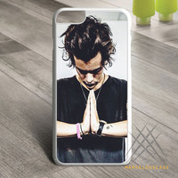 harry style one direction Custom case for iPhone, iPod and iPad