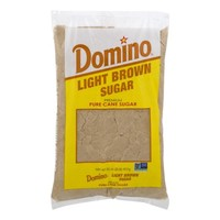 Domino Light Brown Sugar Pure Cane Sugar, 32.0 OZ - Walmart.com