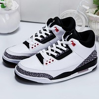 Air Jordan 3 Retro Infrared 23 AJ3 Sneakers