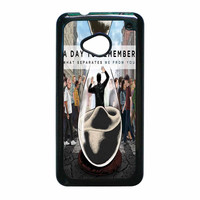 A Day To Remember Sand Watch Master HTC One M7 Case