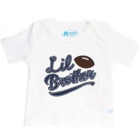 Rugged Butts Football Lil Brother Tee
