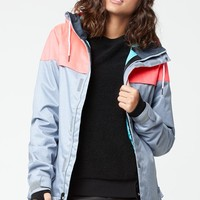 Volcom Bolt INS. Snow Jacket - Womens Sweaters - Pink