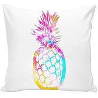 Colorful Pineapple Pillow